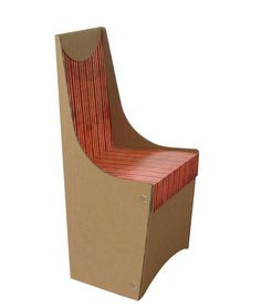44 Cardboard Home Decor Fid] Patterned Cardboard Furniture Roberto Giacomucci