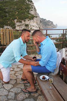 Curtis & Rocco - Capri Moments