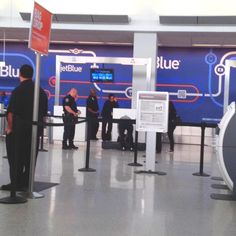 JFK airport JetBlue Terminal
