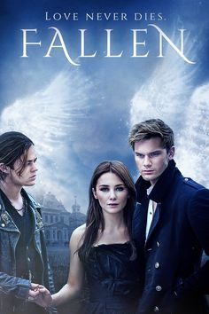 Directed by Scott Hicks. With Addison Timlin, Lola Kirke, Hermione Corfield, Joely Richardson. Serie Fallen, Fallen Book, Fallen Saga, Movies And Series, Movies And Tv Shows, Fallen Lauren Kate Movie, Addison Timlin, Lola Kirke, Joely Richardson