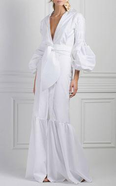 Clear Water Dress by JOHANNA ORTIZ for Preorder on Moda Operandi