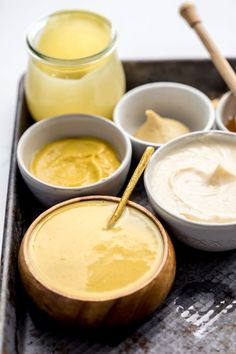 This easy homemade Honey Mustard Dressing recipe is made with just 4-ingredients and the perfect dipping sauce for chicken tenders, pretzel bites, veggies and so much more! It will be ready in 5 minutes! All you need to make it are yellow mustard, dijon mustard, mayonnaise and honey. // salmon // homemade // salad dressing // dipping sauce Mustard Sauce For Salmon, Mustard Dip Recipe, Honey Mustard Dip, Honey Mustard Recipes, Homemade Honey Mustard, Honey Mustard Dressing, Honey Salmon, Dipping Sauces For Chicken, Sauce For Chicken