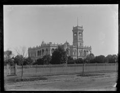 Government House, Melbourne, Australia