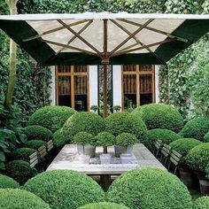 """""""Sei que é nos sonhos que os jardins existem, antes de existirem do lado de fora. Um jardim é um sonho que virou realidade."""" Rubem Alves"""