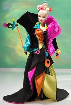 This outfit, Barbie is wearing, is similar to the one designed originally for Bette Midler in her best movie!