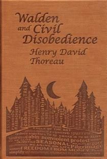 Walden and Civil Disobedience (Word Cloud Classics)