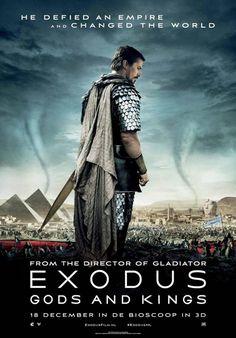 Nuevo póster y tráiler en español de 'Exodus: Dioses y Reyes'