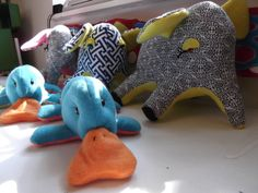 Custom Platypus by TheBurbs on Etsy, $20.00