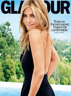 Jennifer Aniston Loves Tank Tops, Hates Strip Clubs