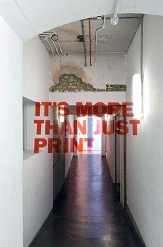 ThinkdifferentLa typographie pour tous : typographie anamorphique