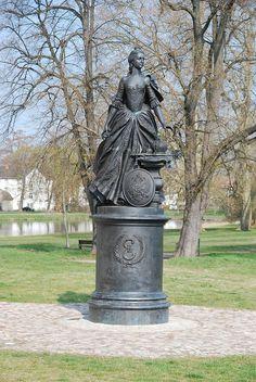 Sophie Auguste Friederike von Anhalt-Zerbst, später Katharina II. von Russland