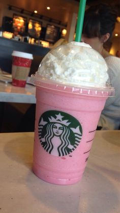 cotton candy frappuccino - Google Search
