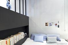 bonnesoeurs decoration espace nuit 01 chambre verriere niche maconne