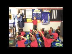 Kindergarten Morning Meeting Part 2