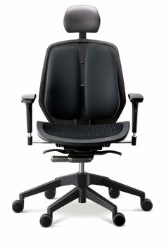 Alpha Conference Mesh Seat Conference Chair