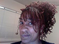 Tiffany Walker's Braidlocs from her website. Great color!