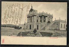 GUATEMALA, Palacio de la Reforma principios de siglo 1900