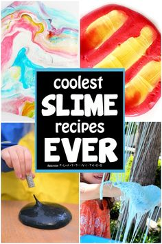 How To Make Slime. With And Without Borax.