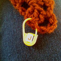 When starting a new crochet project, I always put the hook size on a locking stitch marker with a label or Sharpie.  That way if I put it down for awhile and use the hook somewhere else, I know what hook I was using. No guessing.