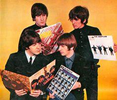 The Beatles & vinyl...