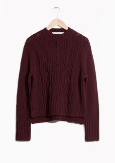 & Other Stories | Cords Knit