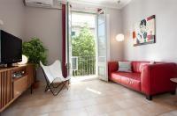 Appartement Barcelone à louer / 5 - 6 personnes