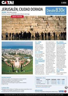 JESRUSALÉN, Ciudad Dorada, media pensión, 5 días desde 830€ ultimo minuto - http://zocotours.com/jesrusalen-ciudad-dorada-media-pension-5-dias-desde-830e-ultimo-minuto/