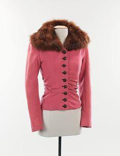 Jacket - Elsa Schiaparelli 1938
