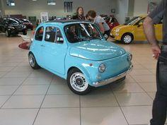 Motormaniaci - Fiat 500 Orgoglio italiano nel mondo