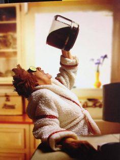 Chocolade-Koffie-Thee: momentje om even lekker bij jezelf te komen *Chocolate-Coffee-Tea: Me-time ♥