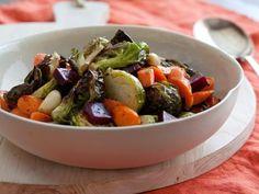 Jewel Roasted Vegetables
