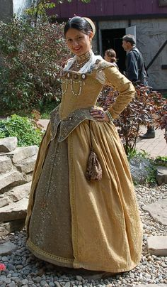 From Deviant Art by Lucrezia: Meet my character at the Silver Leaf Renaissance Faire for the 2008 season! I play Princess Isabelle of Spain, who is engaged to Prince John (of the Robin Hood tale).