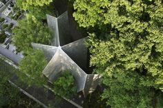 Galería de Capilla del Bosque Sayama / Hiroshi Nakamura & NAP - 1