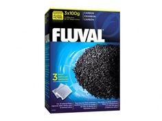 CARBÓN PARA FILTRO  EXTERNOS FLUVAL - #FaunAnimal CARBÓN PARA FILTRO EXTERNOS FLUVAL ofrece una gran cantidad de superficie para la adsorción de impurezas.  Fluval Carbon no eleva los niveles de fosfato.