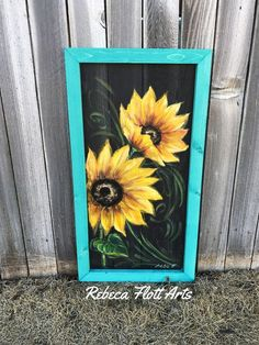 A personal Sunflower favorite from my Etsy shop https://www.etsy.com/listing/505765898/beautiful-summer-sunflower-porch