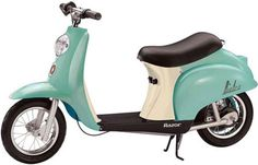 Get a Powerful and Comfortable Ride on Pocket Mod Bistro Scooter from Razor-$178.99