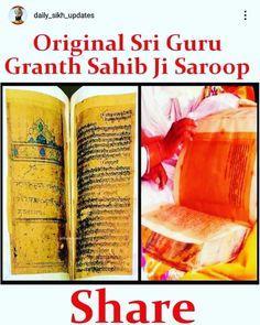 Guru Nanak Ji, Sri Guru Granth Sahib, Guru Gobind Singh, Gurbani Quotes, The Originals, Food, Religion, Places, Essen