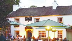 The Mason Arms. Bowness on Windermere  Fine dining