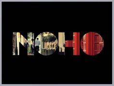 NOHO Film & Television | Logo | Branding | Design