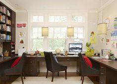 Organizieren Sie Ihren Arbeitsplatz zu Hause - www.more4design.pl - www.iwantmore.pl - www.mymarilynmonroe.blog.pl