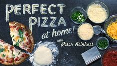 How to make Perfect Pizza at Home