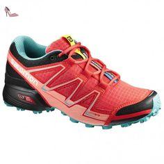 Salomon Speedcross Vario W Poppy Red Black Ceramic 38 - Chaussures salomon (*Partner-Link)