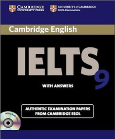 IELTS Test Materials: Cambridge IELTS 9 Free Download