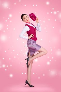 China Southern Airlines, Airline Flights, Cabin Crew, Flight Attendant, Poses, Disney Princess, Disney Characters, Air Lines, Legs