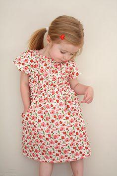 mini boden knock off dress tutorial