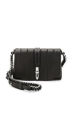 84b922f031c667 Rag & Bone Quilted Enfield Mini Bag Quilted Leather, Mini Bag, Chanel Boy  Bag