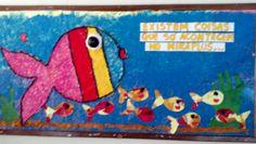 Mural - Peixes