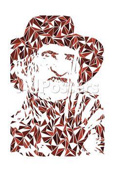 Freddy Krueger Movies Art Print - 41 x 61 cm
