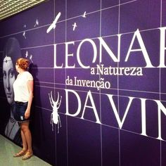 A Estrambólica Arte = ciência + tecnologia + arte: Leonardo da Vinci – A Natureza da Invenção