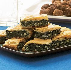 Spanakopita (Greek Spinach & Feta Pie)